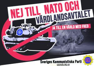 Klisermärken-NejtillNato(SKP Uppsala)